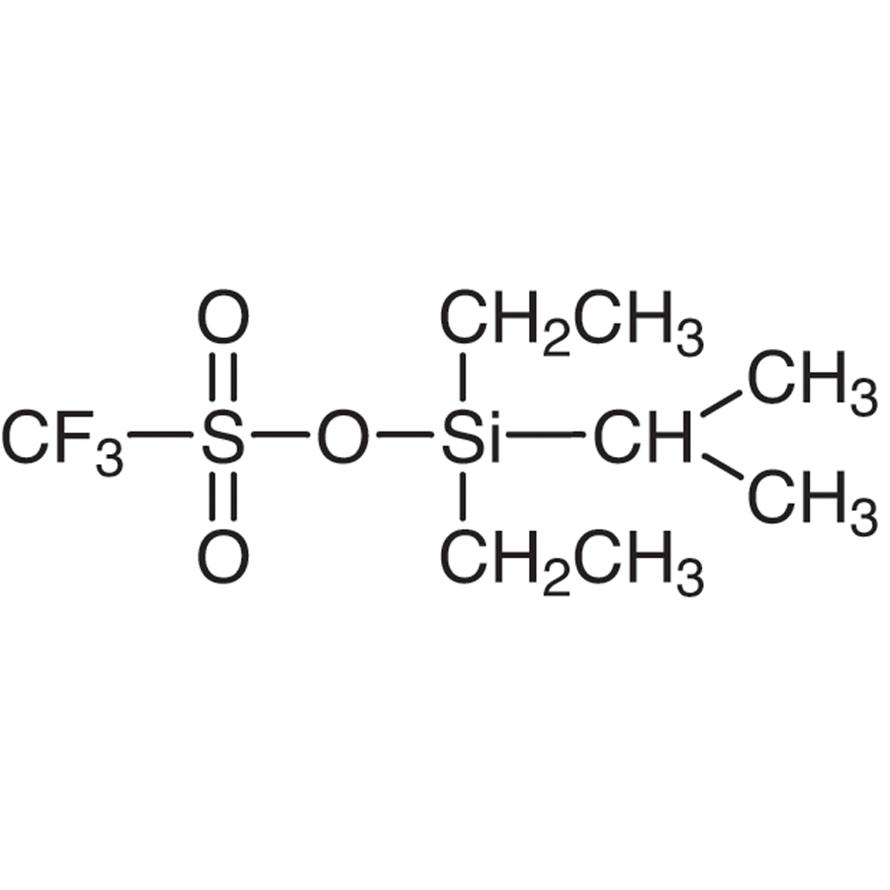 Diethylisopropylsilyl Trifluoromethanesulfonate
