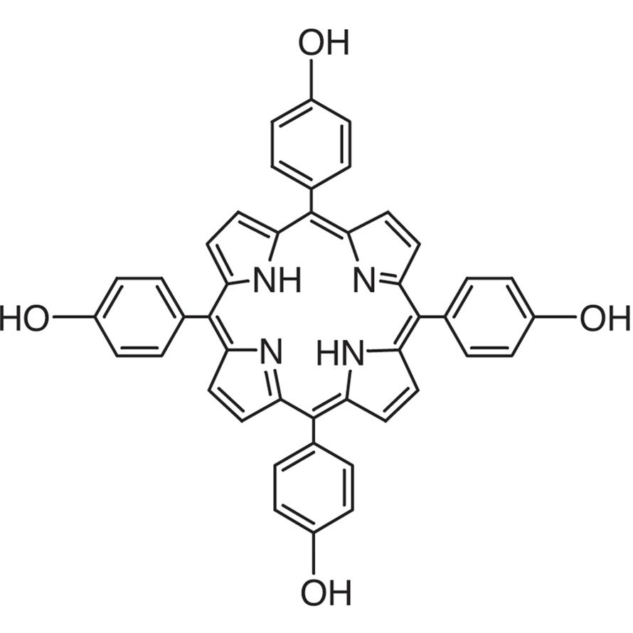 5,10,15,20-Tetrakis(4-hydroxyphenyl)porphyrin