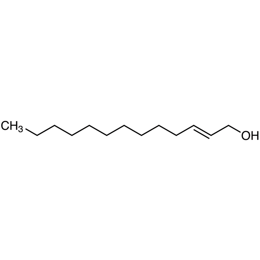 trans-2-Tridecen-1-ol