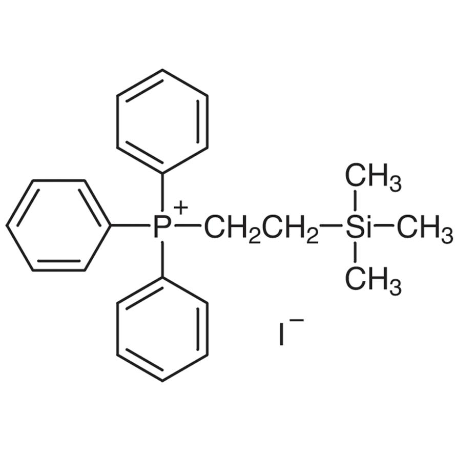 (2-Trimethylsilylethyl)triphenylphosphonium Iodide