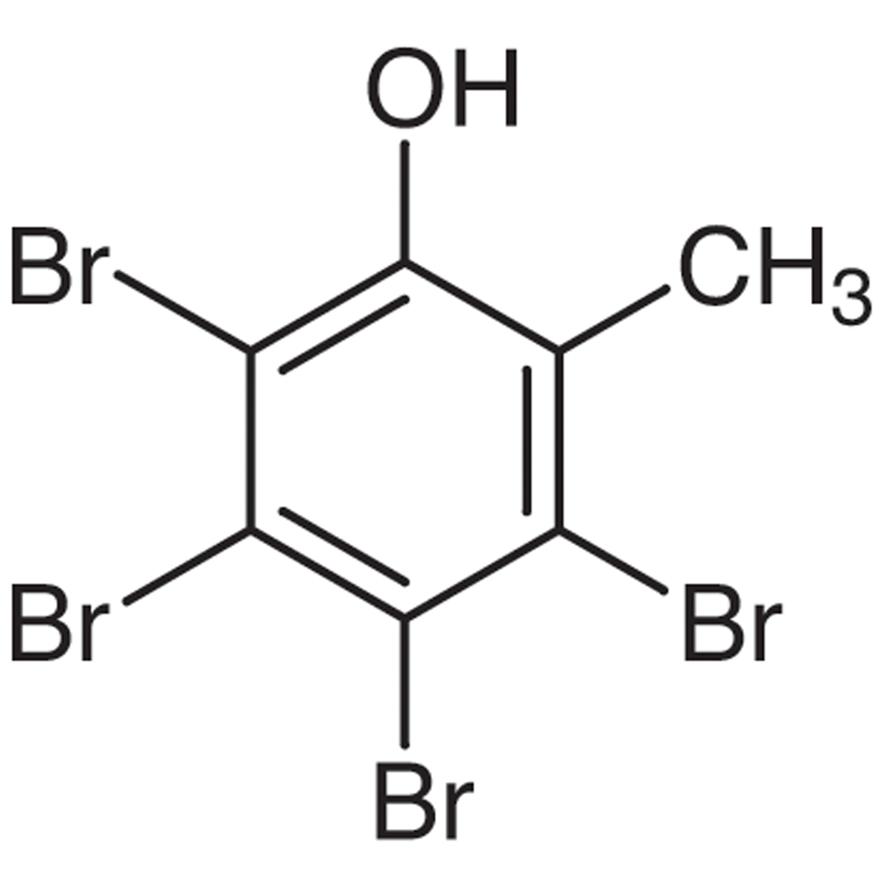 3,4,5,6-Tetrabromo-o-cresol