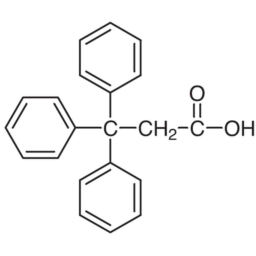 3,3,3-Triphenylpropionic Acid