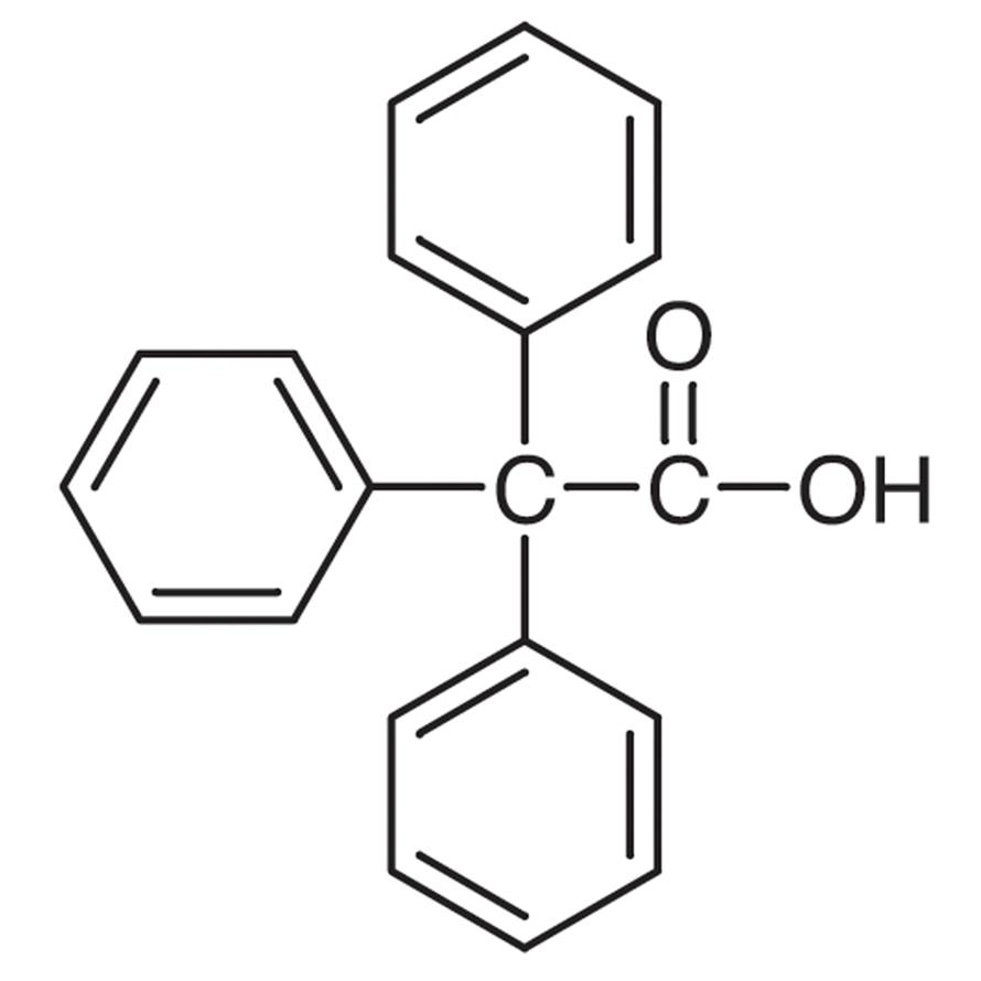 Triphenylacetic Acid