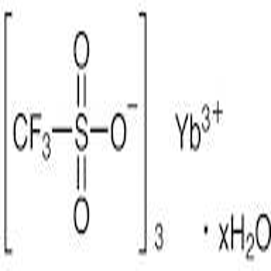 Ytterbium(III) Trifluoromethanesulfonate Hydrate
