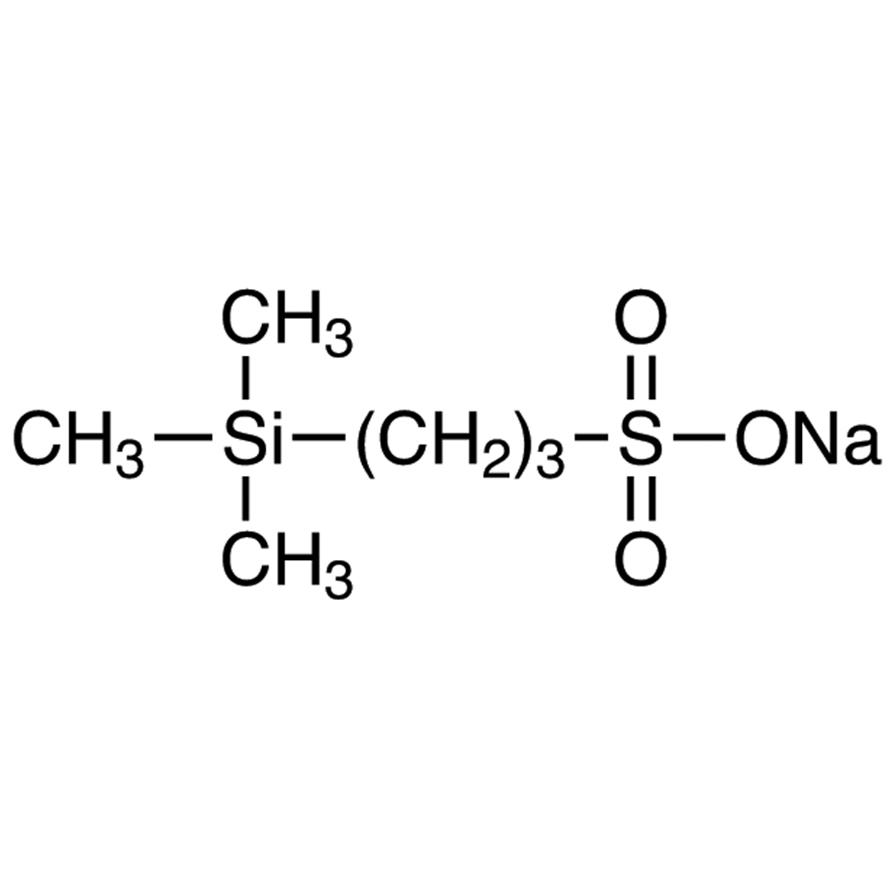 Sodium 3-(Trimethylsilyl)-1-propanesulfonate [1H NMR Standard for D2O Solvent]