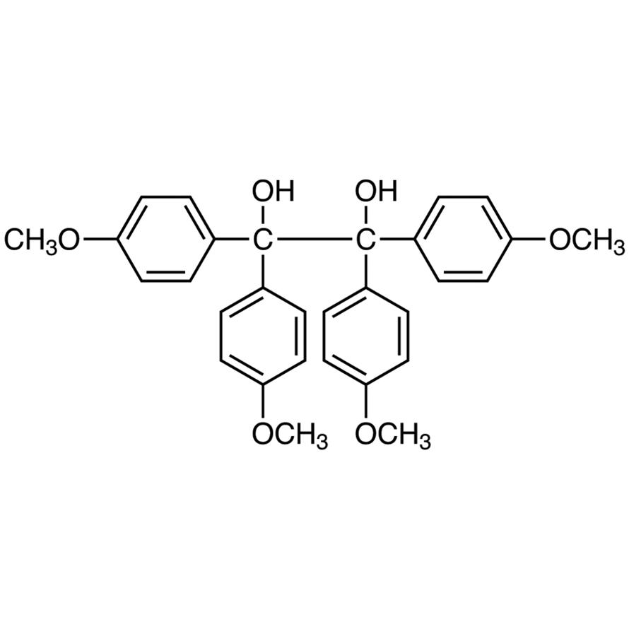 1,1,2,2-Tetrakis(4-methoxyphenyl)-1,2-ethanediol