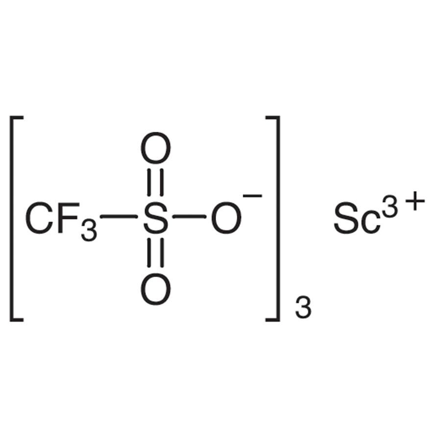 Scandium(III) Trifluoromethanesulfonate