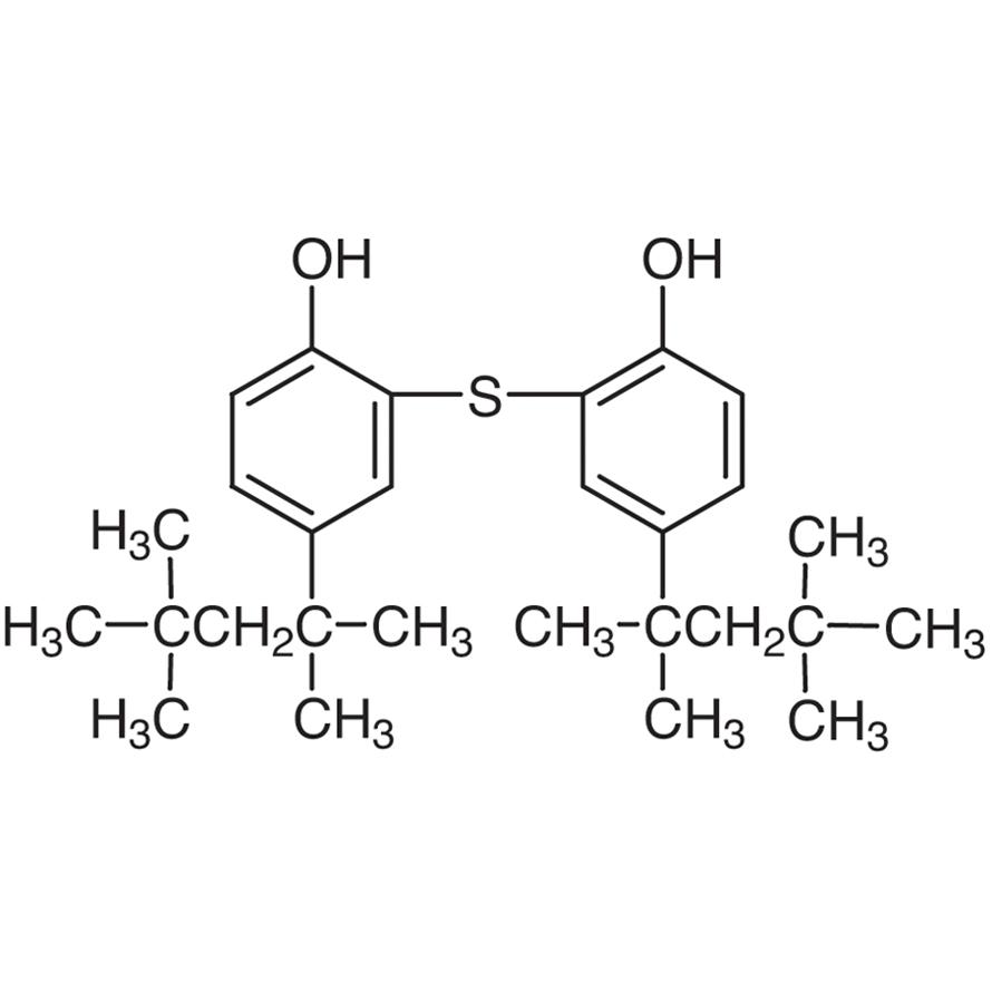 2,2'-Thiobis(4-tert-octylphenol)