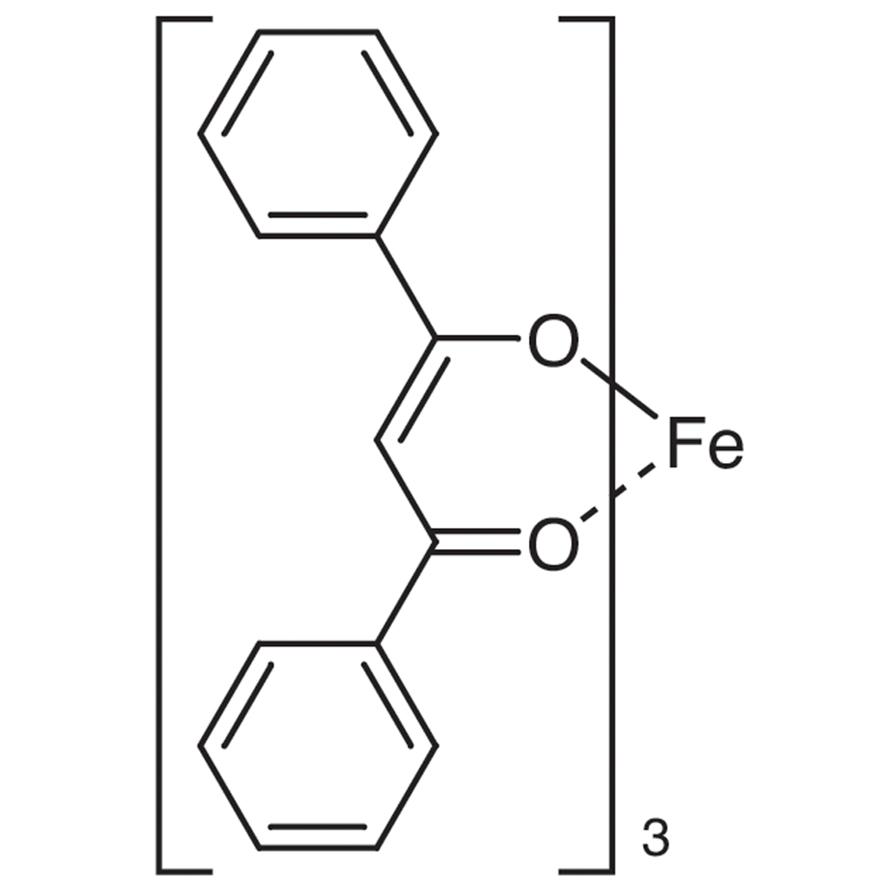 Tris(dibenzoylmethanato) Iron