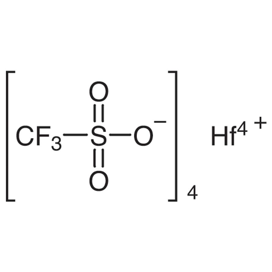 Hafnium(IV) Trifluoromethanesulfonate
