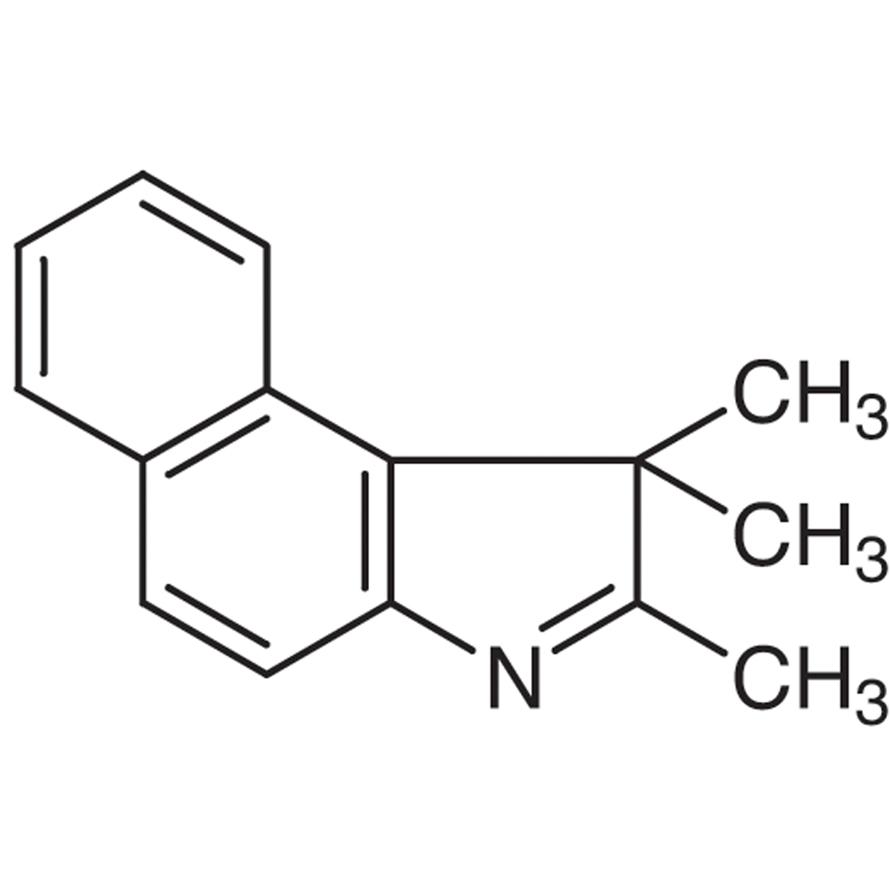 1,1,2-Trimethyl-1H-benzo[e]indole
