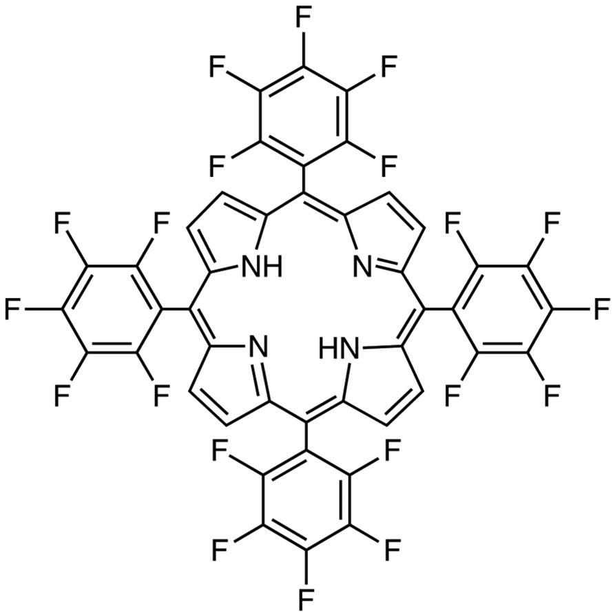 5,10,15,20-Tetrakis(pentafluorophenyl)porphyrin