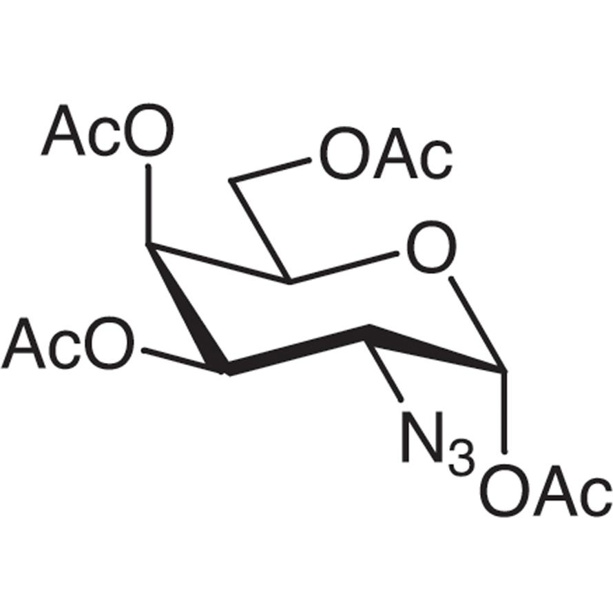 1,3,4,6-Tetra-O-acetyl-2-azido-2-deoxy--D-galactopyranose