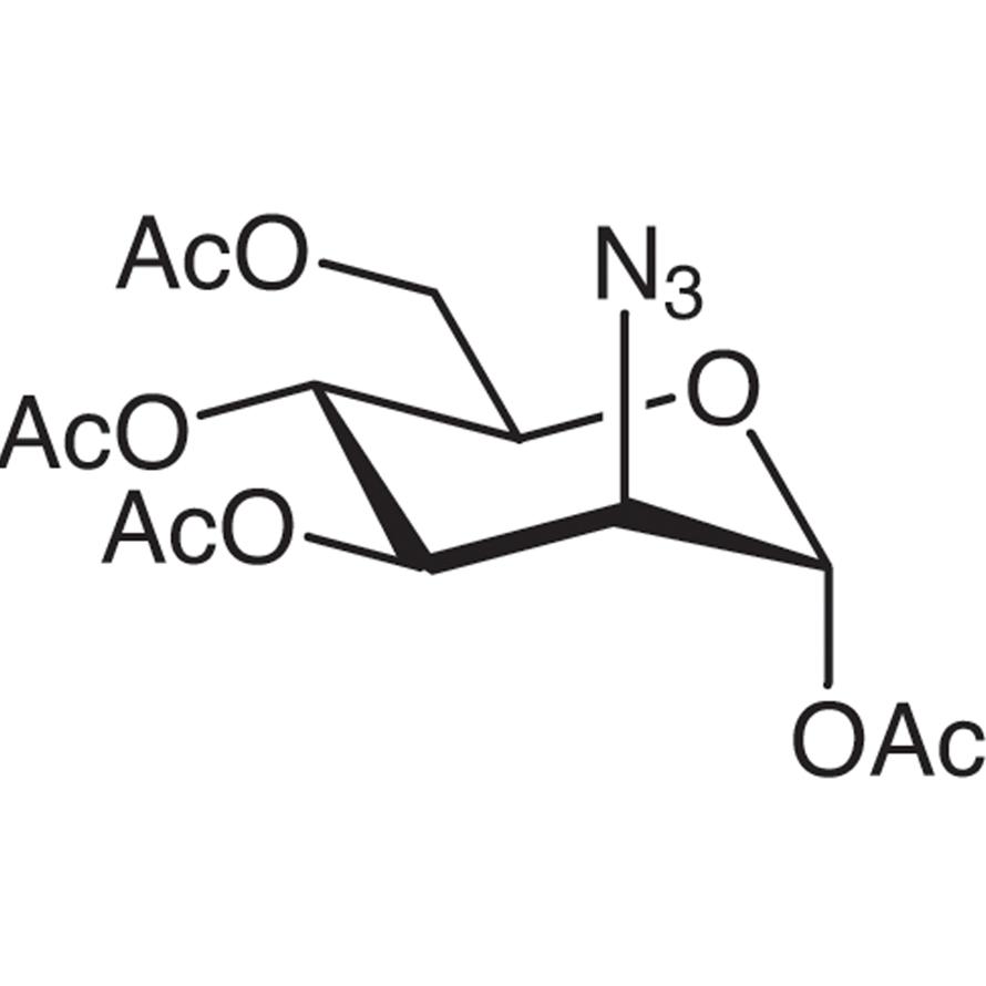 1,3,4,6-Tetra-O-acetyl-2-azido-2-deoxy--D-mannopyranose