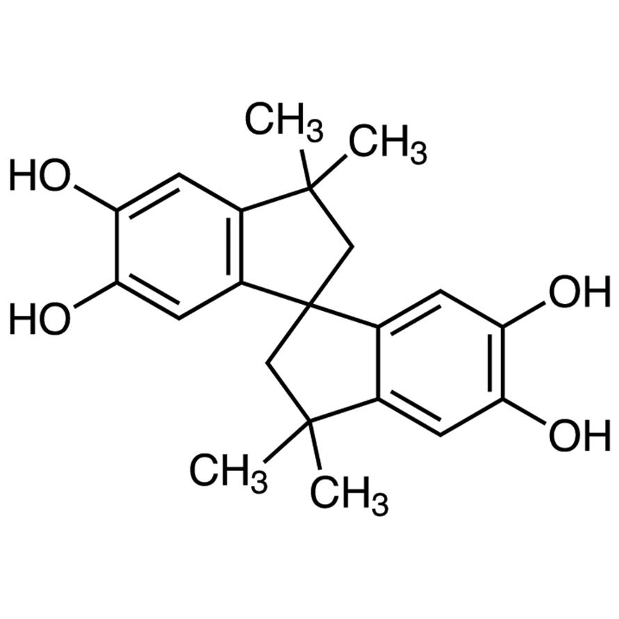 5,5',6,6'-Tetrahydroxy-3,3,3',3'-tetramethyl-1,1'-spirobiindane