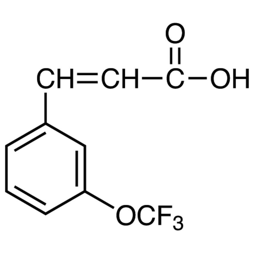3-(Trifluoromethoxy)cinnamic Acid