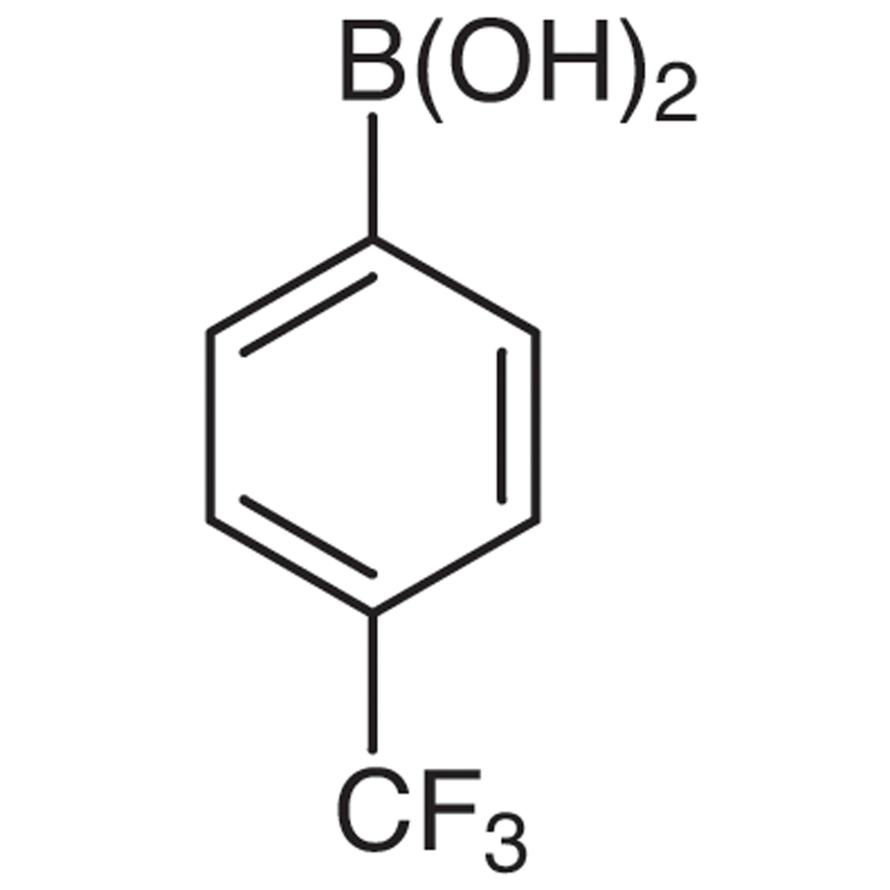4-(Trifluoromethyl)phenylboronic Acid (contains varying amounts of Anhydride)