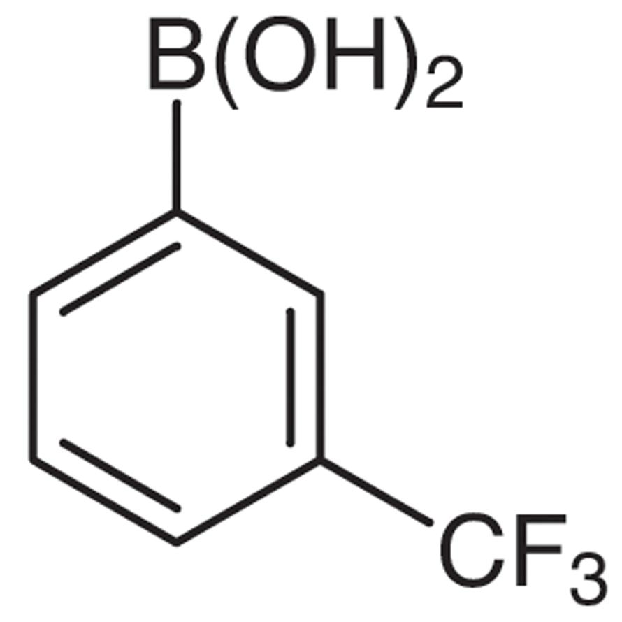 3-(Trifluoromethyl)phenylboronic Acid (contains varying amounts of Anhydride)