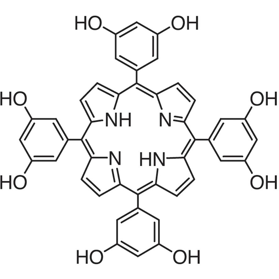 5,10,15,20-Tetrakis(3,5-dihydroxyphenyl)porphyrin