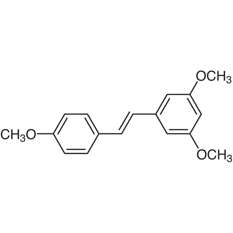 3,4',5-Trimethoxy-trans-stilbene