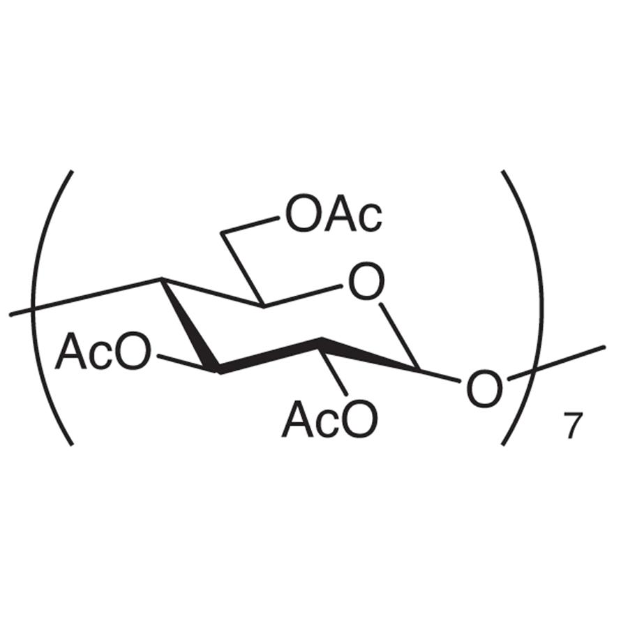 Triacetyl--cyclodextrin
