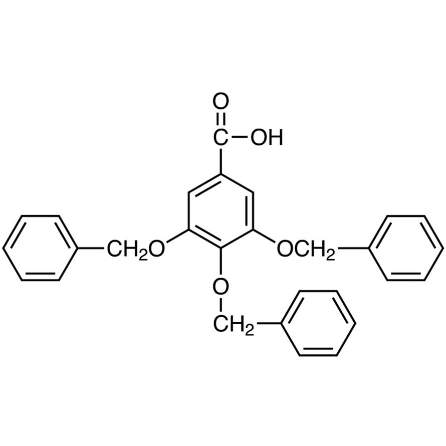 3,4,5-Tris(benzyloxy)benzoic Acid