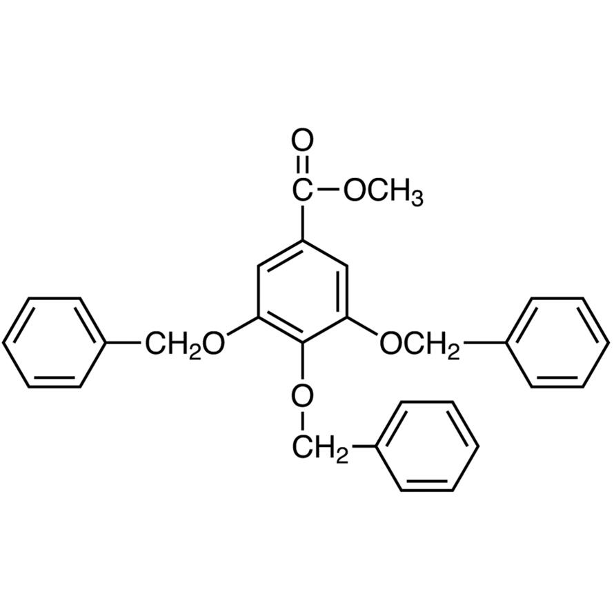 Methyl 3,4,5-Tris(benzyloxy)benzoate