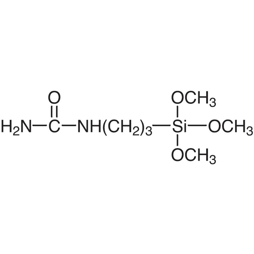 1-[3-(Trimethoxysilyl)propyl]urea