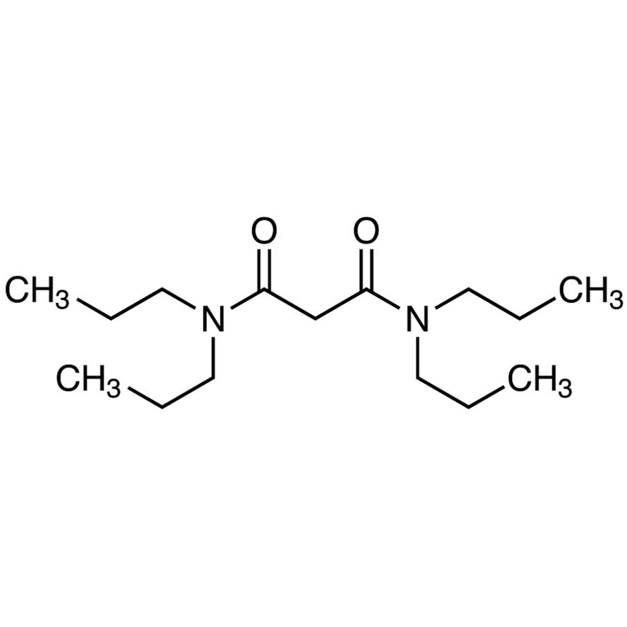 N,N,N',N'-Tetrapropylmalonamide