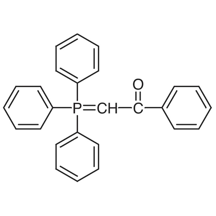 2-(Triphenylphosphoranylidene)acetophenone