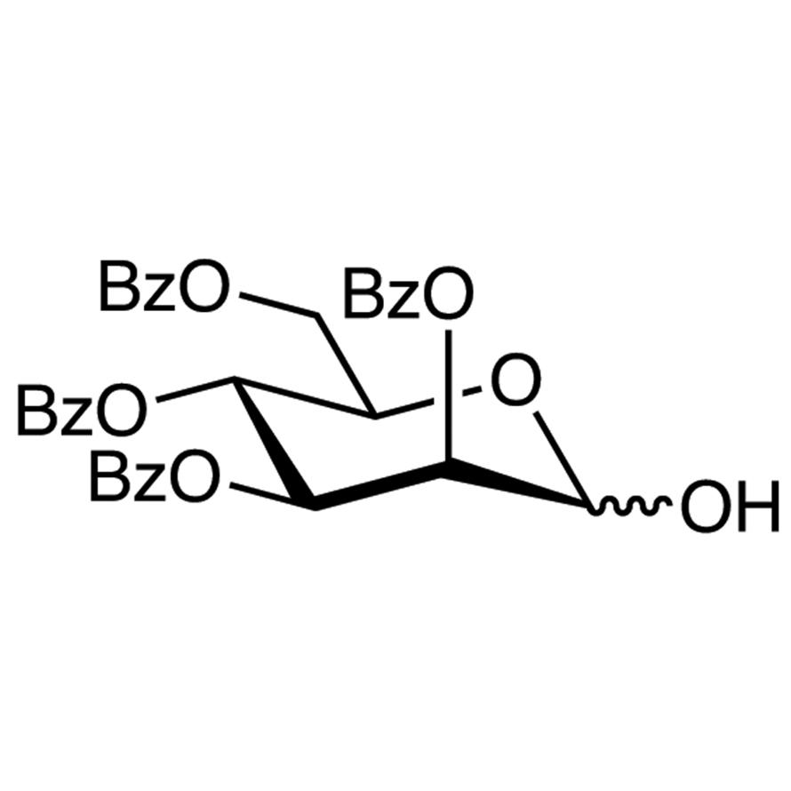 2,3,4,6-Tetra-O-benzoyl-D-mannopyranose