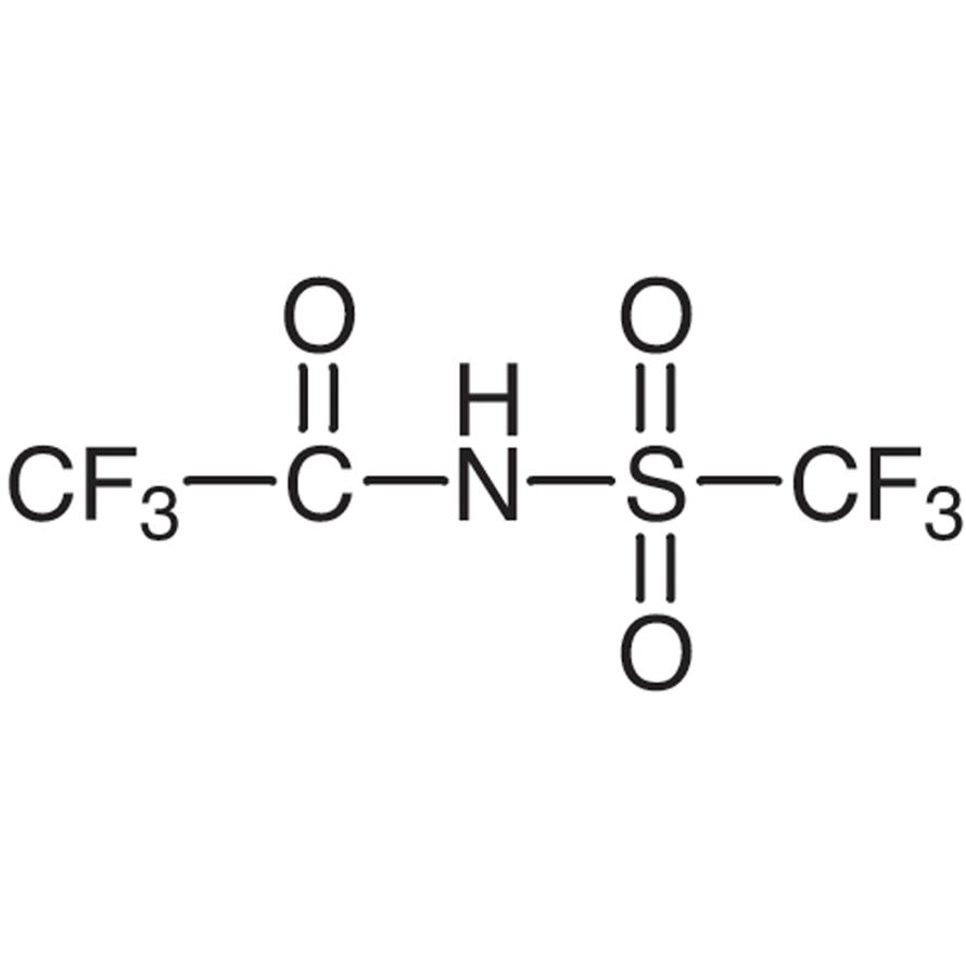 N-(Trifluoromethanesulfonyl)trifluoroacetamide