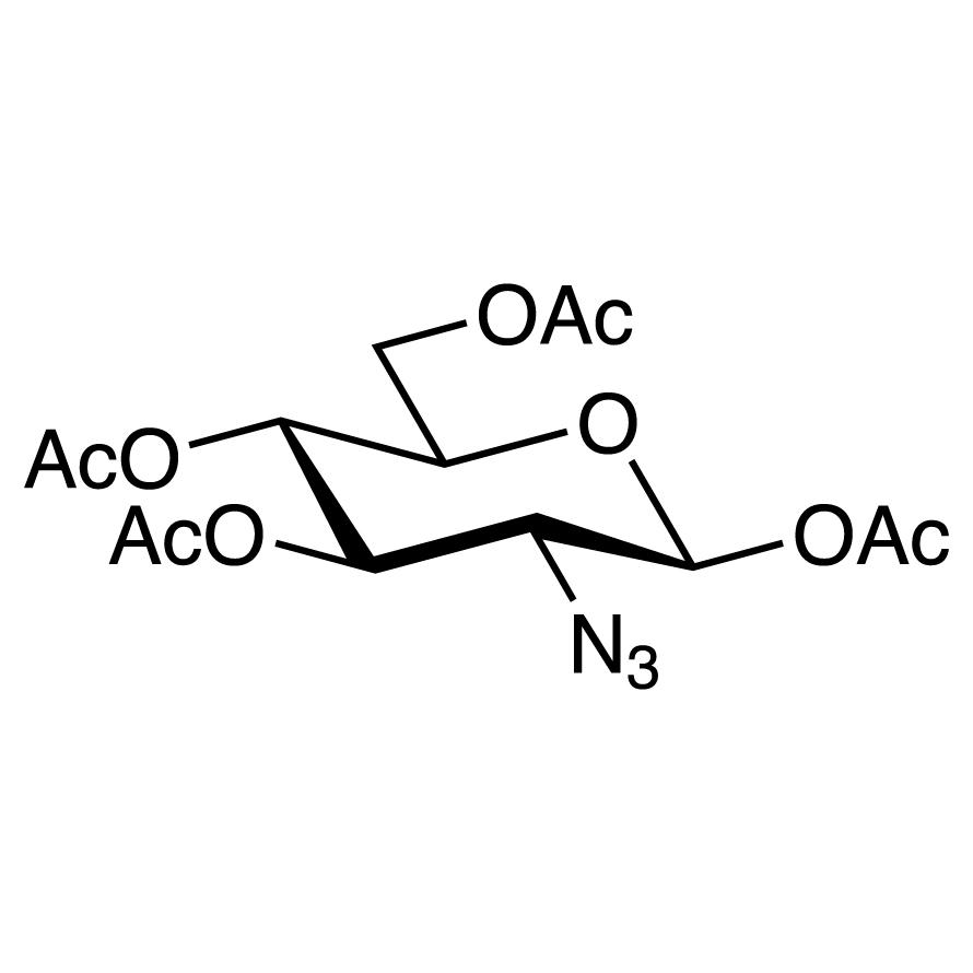 1,3,4,6-Tetra-O-acetyl-2-azido-2-deoxy--D-glucopyranose