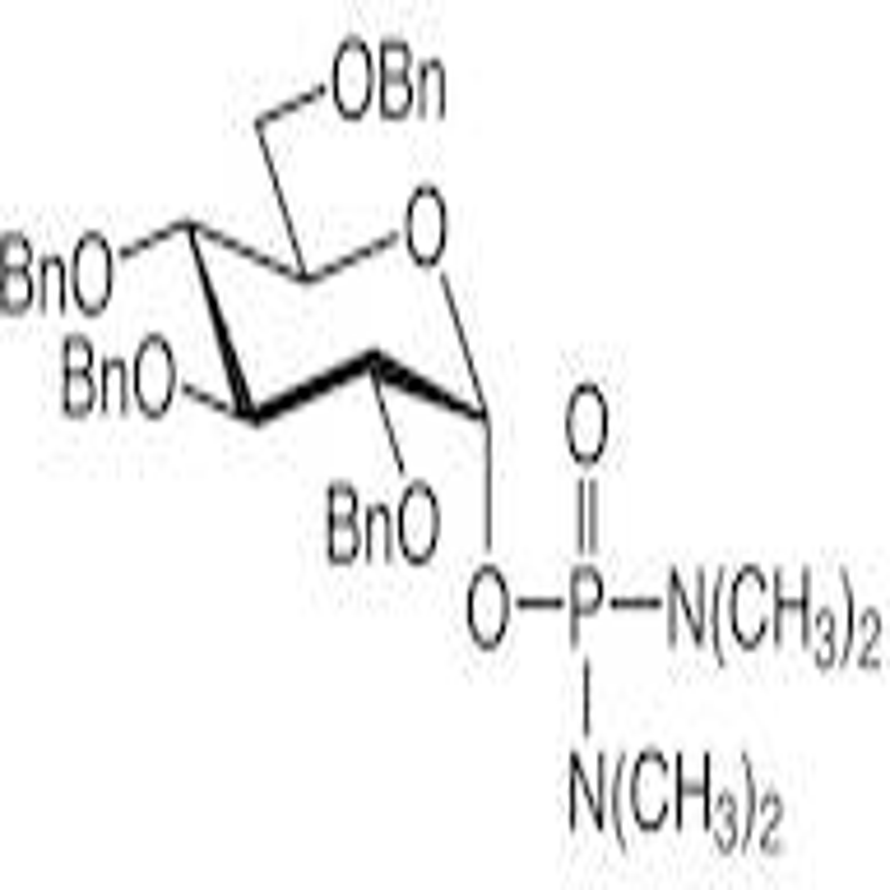 2,3,4,6-Tetra-O-benzyl--D-glucopyranosyl N,N,N',N'-Tetramethylphosphorodiamidate (ca. 20% in Benzene)