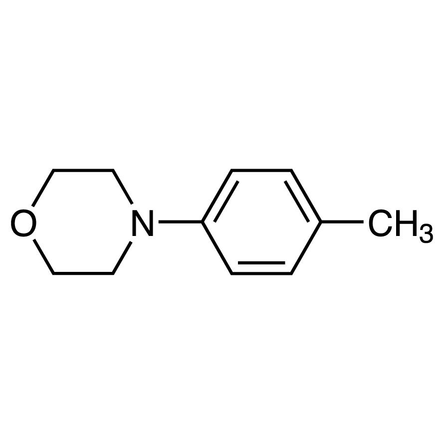 4-(p-Tolyl)morpholine