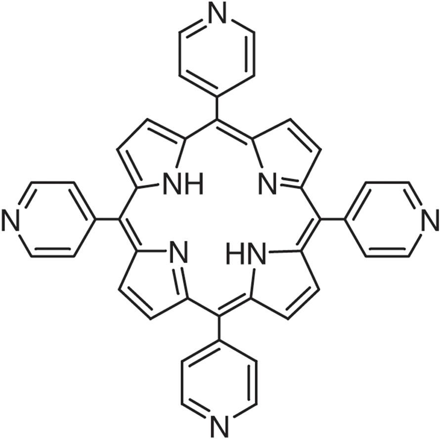 5,10,15,20-Tetra(4-pyridyl)porphyrin