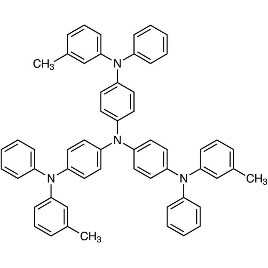 4,4',4''-Tris[phenyl(m-tolyl)amino]triphenylamine