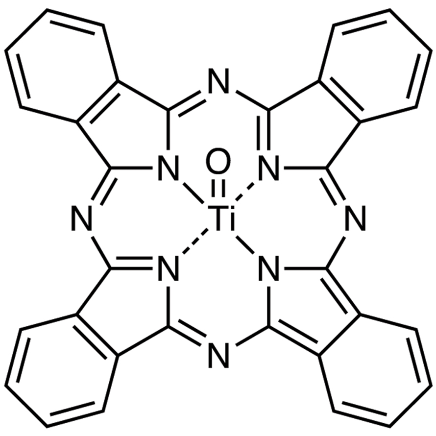 Titanyl Phthalocyanine (purified by sublimation)