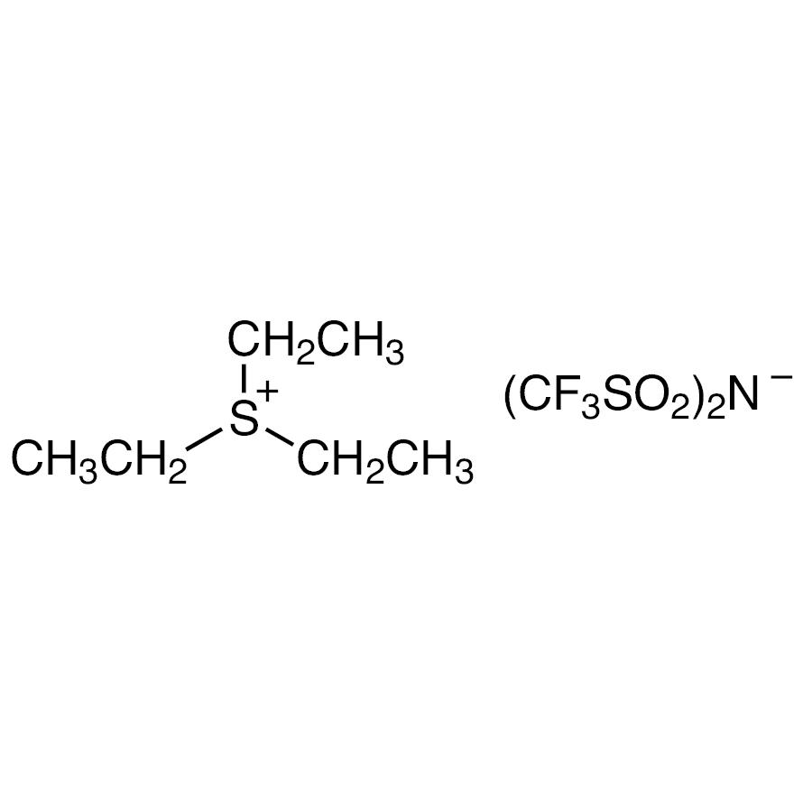 Triethylsulfonium Bis(trifluoromethanesulfonyl)imide