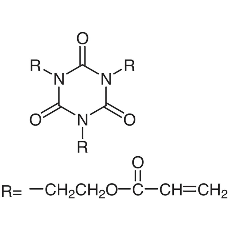 Tris(2-acryloyloxyethyl) Isocyanurate (stabilized with Phenothiazine)