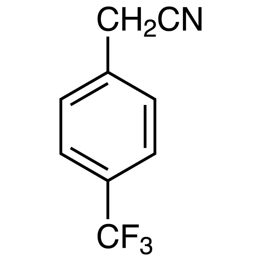 4-(Trifluoromethyl)phenylacetonitrile