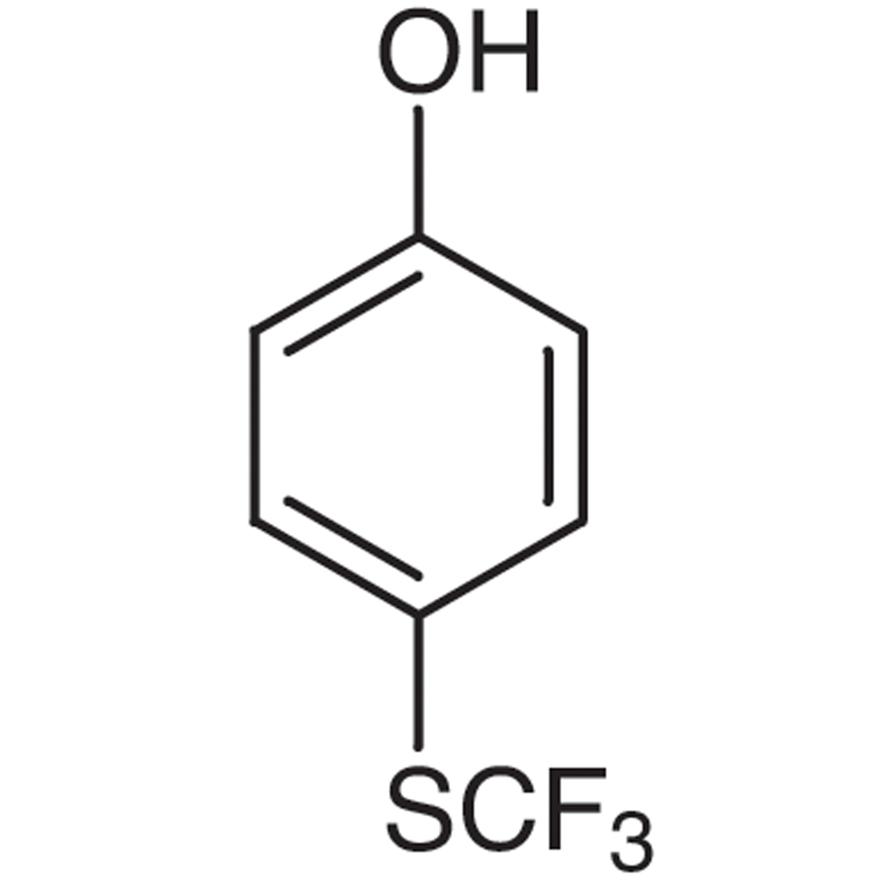 4-(Trifluoromethylthio)phenol