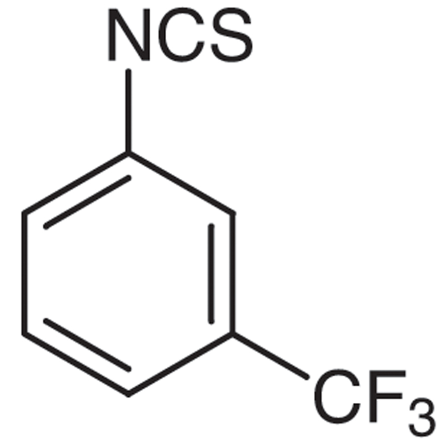 3-(Trifluoromethyl)phenyl Isothiocyanate