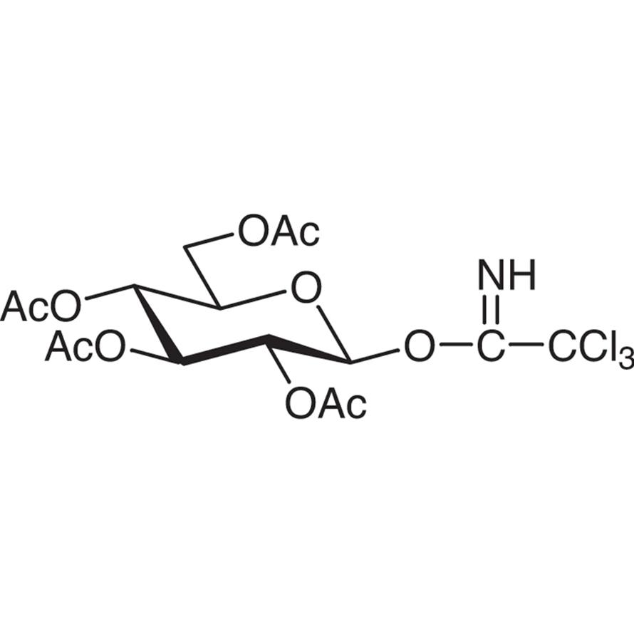 2,3,4,6-Tetra-O-acetyl--D-glucopyranosyl 2,2,2-Trichloroacetimidate