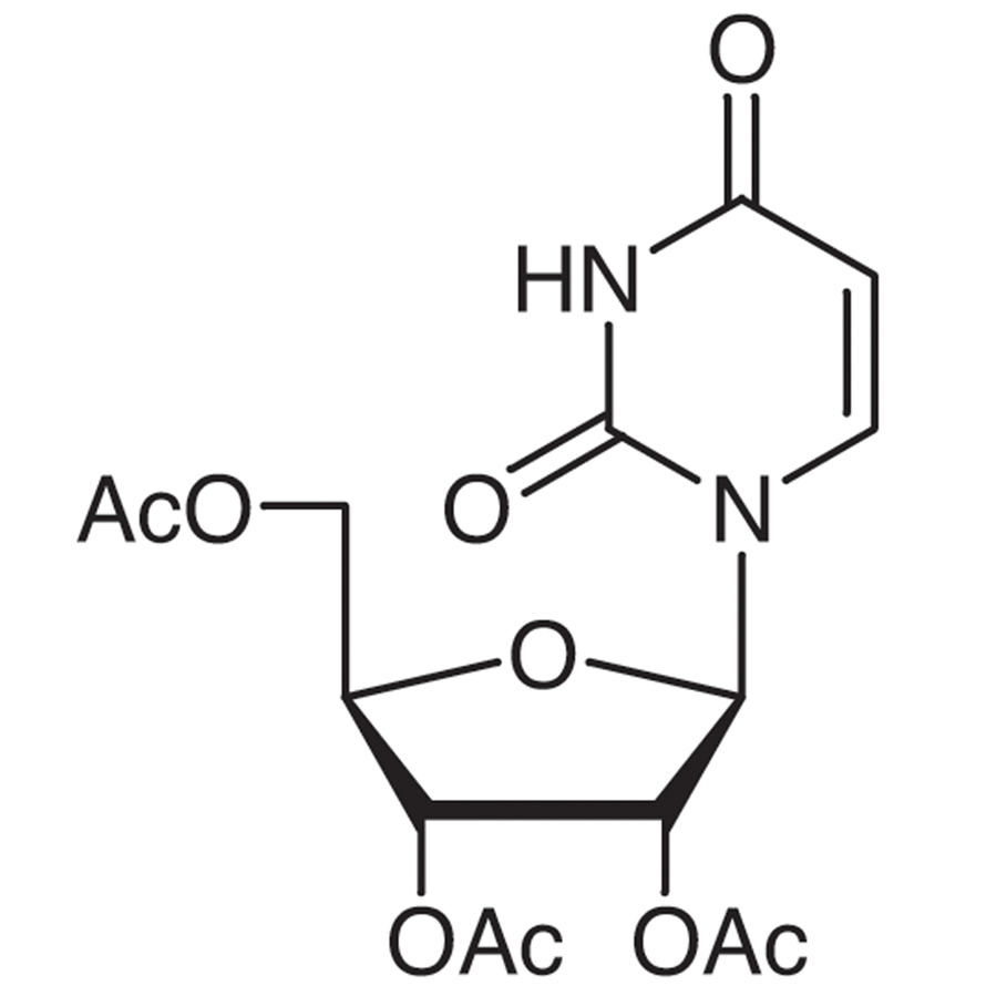 2',3',5'-Tri-O-acetyluridine