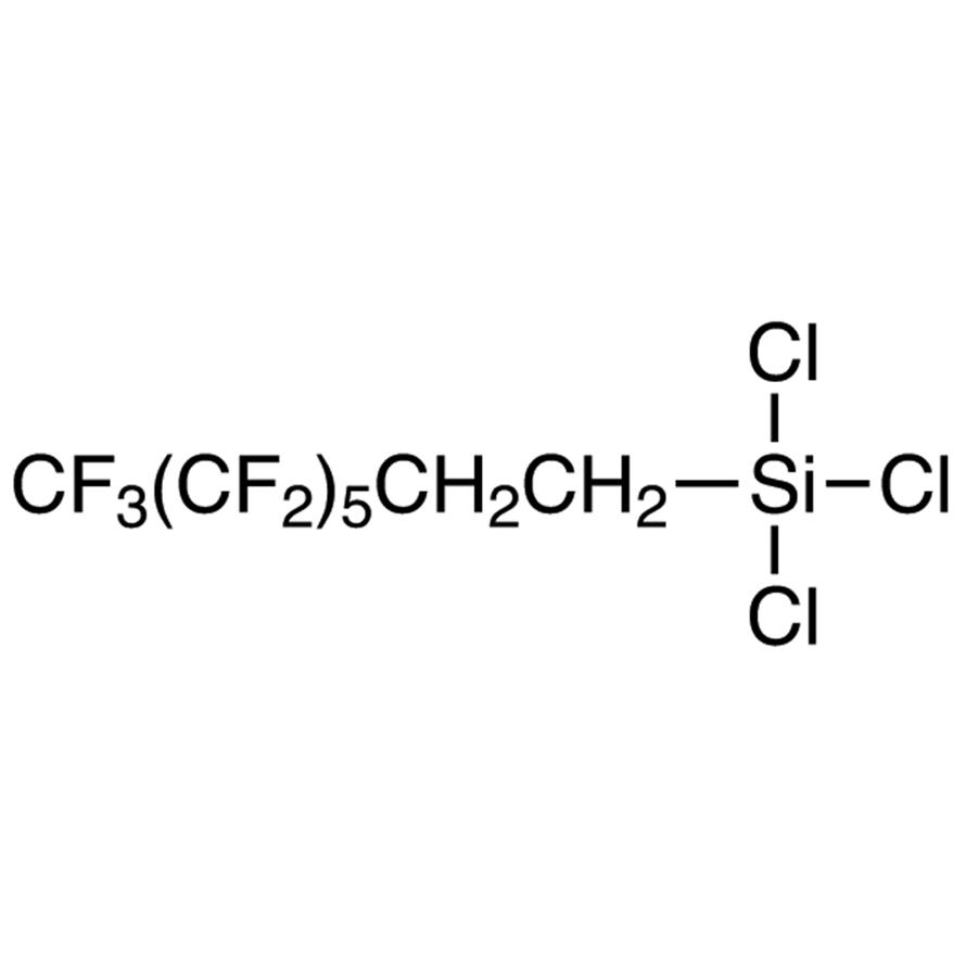 Trichloro(1H,1H,2H,2H-tridecafluoro-n-octyl)silane