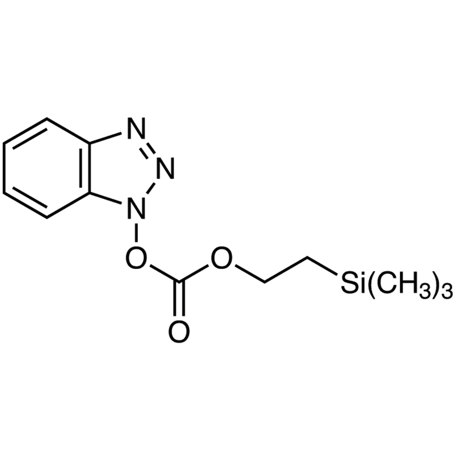 1-[2-(Trimethylsilyl)ethoxycarbonyloxy]benzotriazole
