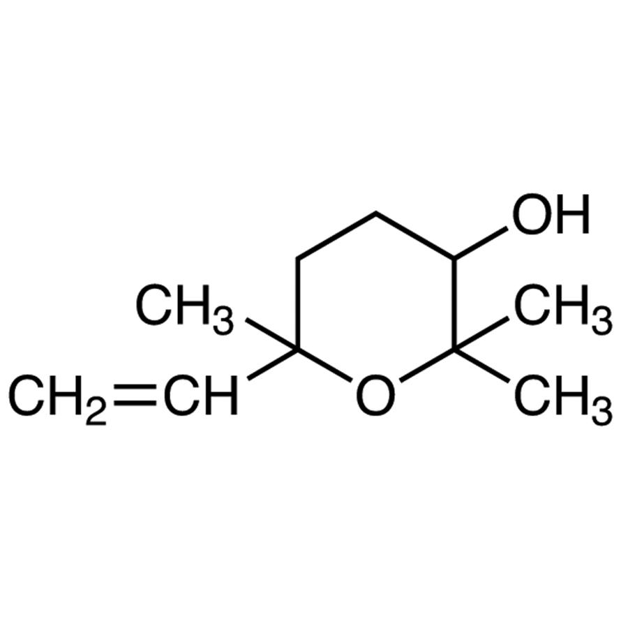 2,2,6-Trimethyl-6-vinyltetrahydropyran-3-ol (mixture of isomers)