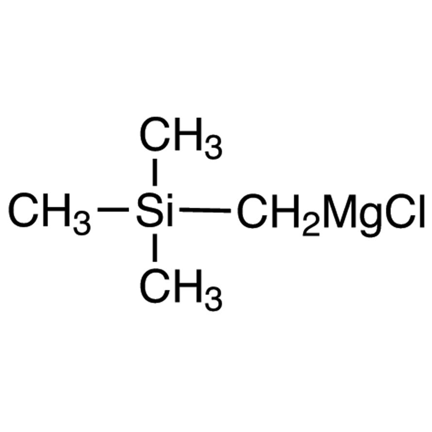 Trimethylsilylmethylmagnesium Chloride (ca. 18% in Tetrahydrofuran, ca. 1mol/L)