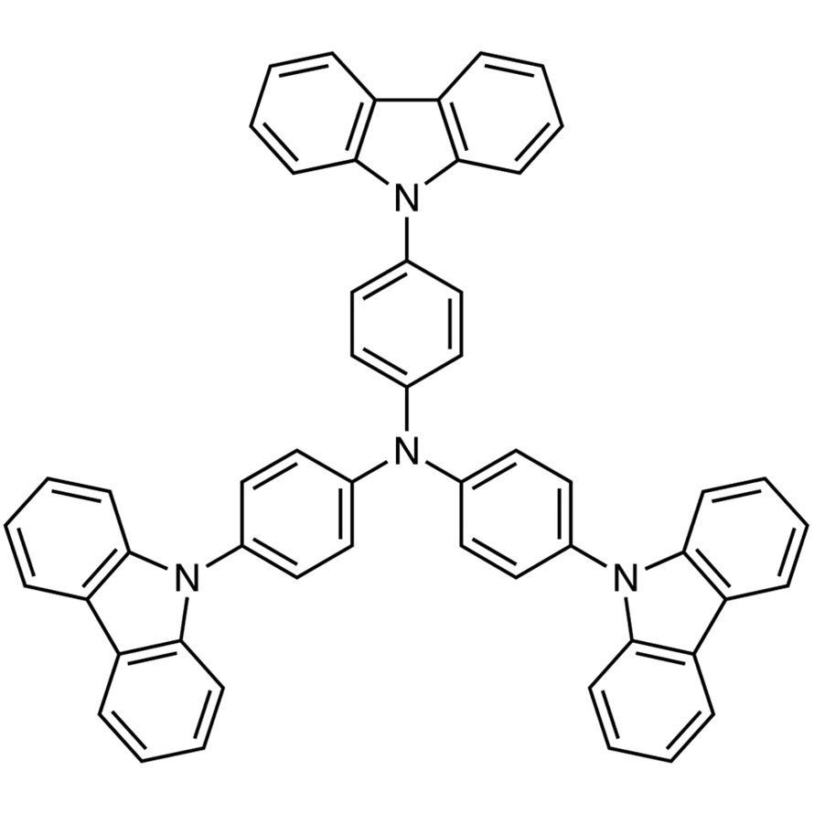 4,4',4''-Tri-9-carbazolyltriphenylamine